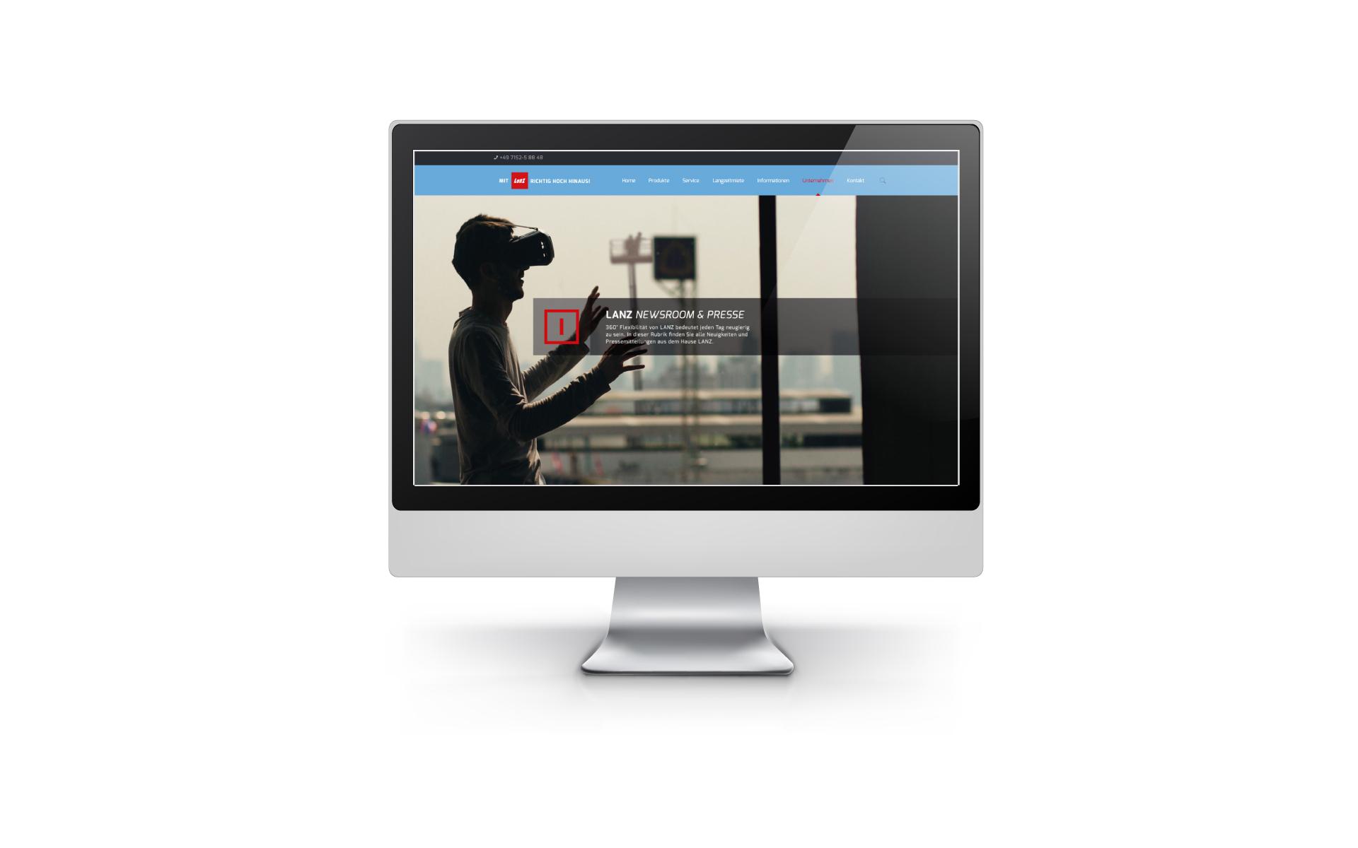 Universal-Brands-Bildschirm-Lanz